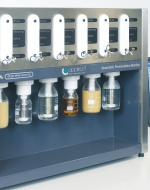 Alkohol fermentáció monitorozása