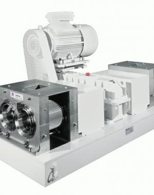Pelletizáló-gép
