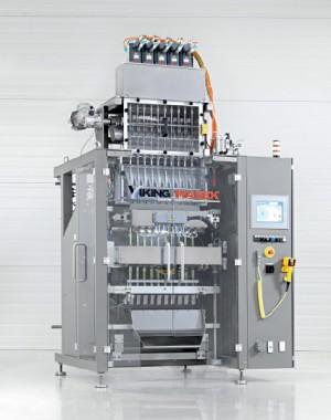 Ragasztva-csomagoló gép