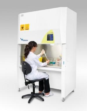Class II besorolású biológiailag biztonságos kabinet sejtméreg gyógyszerekhez