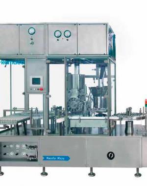 Mikro adagológép steril porokhoz