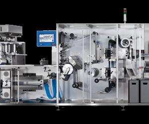 Nagysebességű hólyagos fóliázó-gép