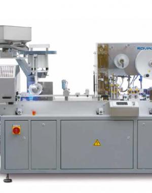 Beadagoló-szintű hólyagos fóliázógép