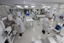 ILC Dover, ISO Class 7 tisztaszobát épít