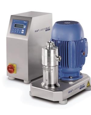 Félüzemi diszpergáló gép, vizsgálatokhoz és termelési léptéknöveléshez