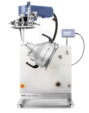 Laboratóriumi keverő, diszpergáló gép alacsony viszkozitású közegekhez