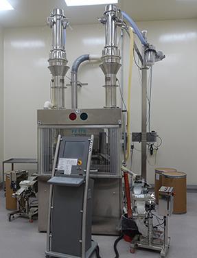 Automatizált vákuumos szállító rendszer, magasság korlátozással a gyógyszerpiacon