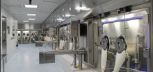Egy új, integrált fagyasztva szárító rendszer az onkológiai termékek gyártására