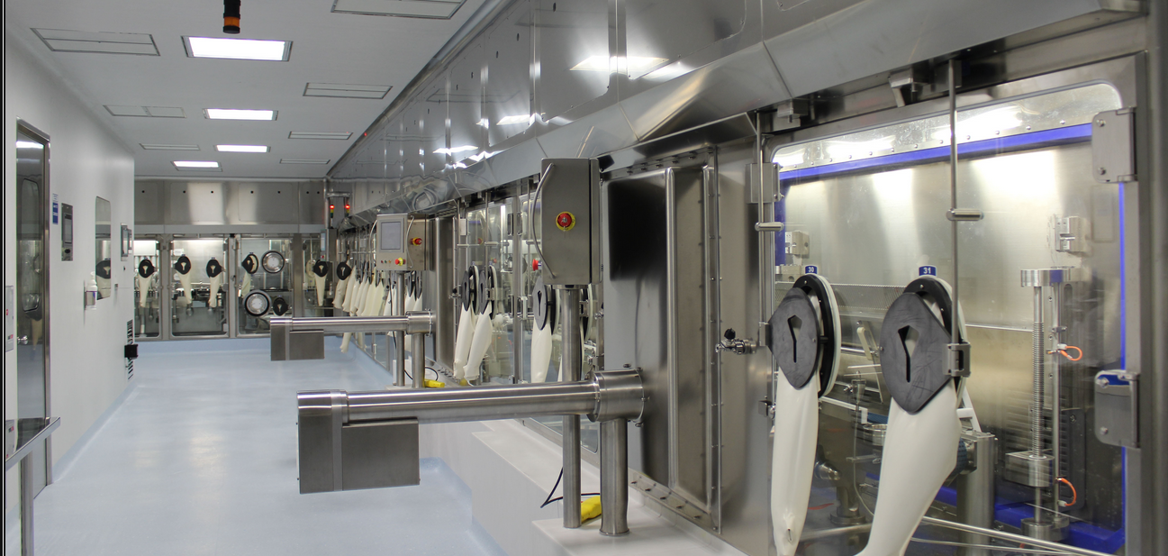 Telstar freeze drying system for oncological products