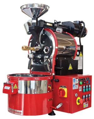 Elektromos fűtésű kávépörkölő