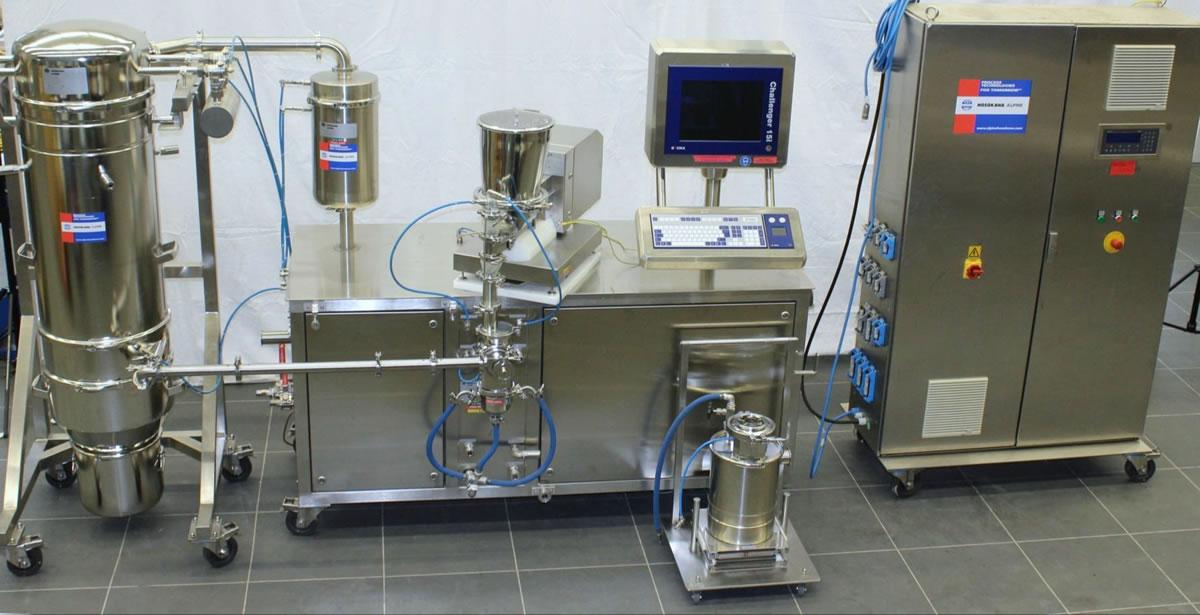 Hosokawa Alpine Multi Processing System