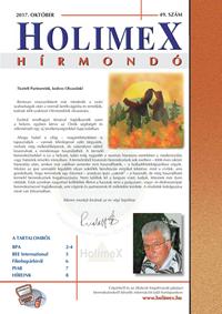 Holimex Hírmondó bélyegkép