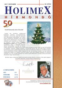 Holimex hírmondó 50. szám