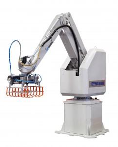 Robot kar, palettázáshoz
