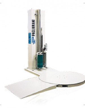 Félautomata zsugorfóliázó gép