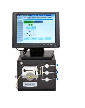 Automatizált on-line mintavevő rendszer
