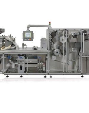 Ipari bliszter csomagoló gép