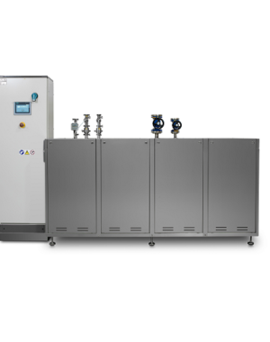 CIP rendszer, ömlesztett anyag tartályokhoz