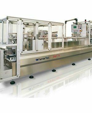 Csomagoló gép egyszer használatos fecskendőkhöz