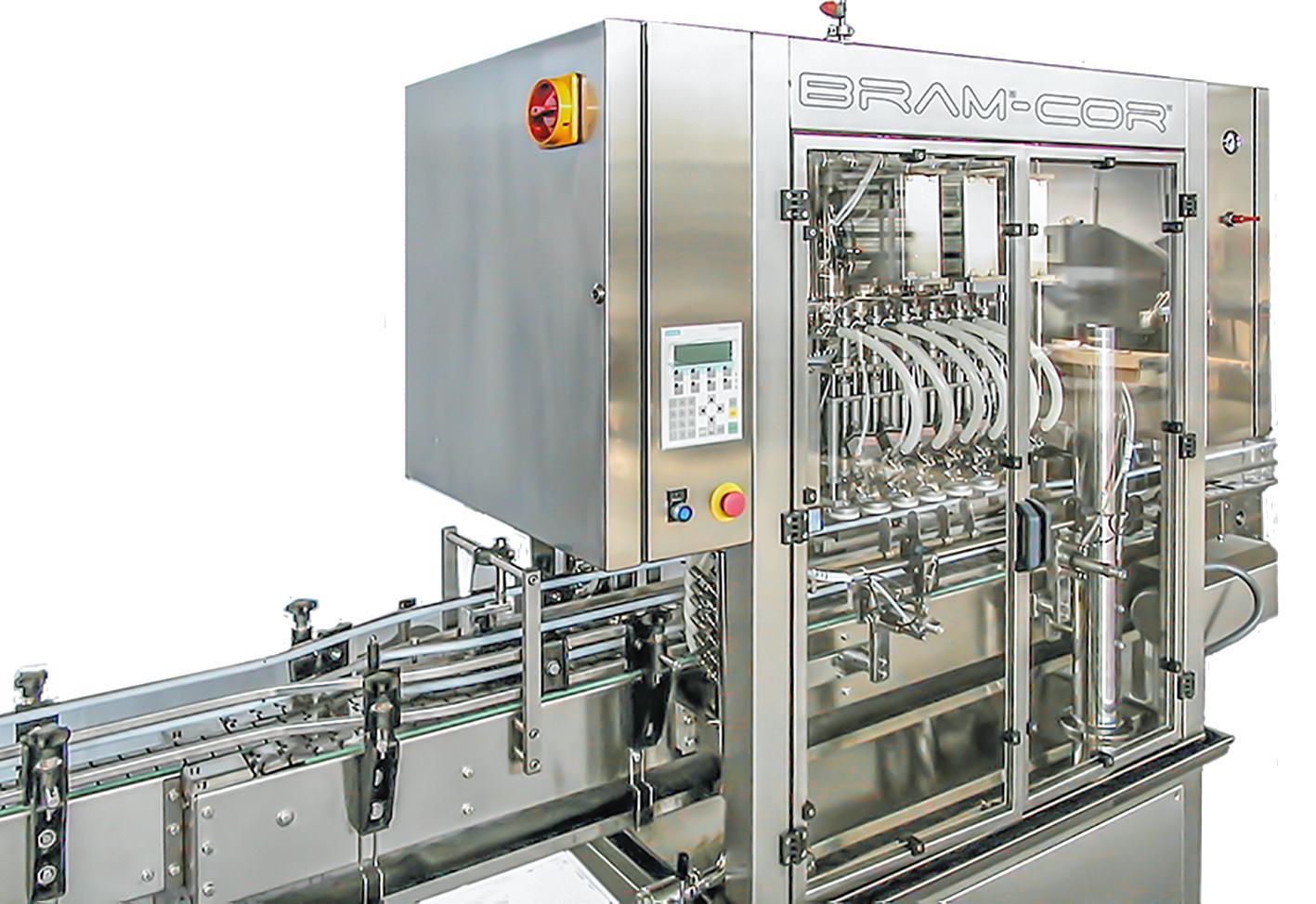 Gyógyszeripari Palacktöltő Gép