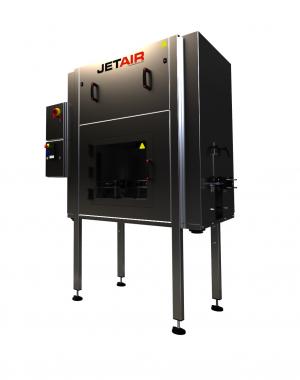 JetTunnel system, légborotvás szárító rendszer üveg palackokhoz