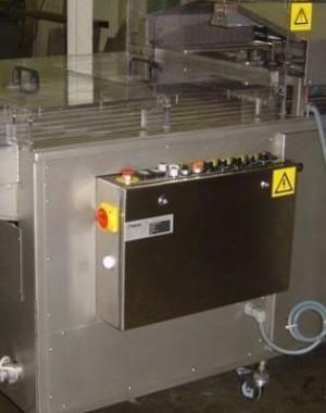 Csokoládégolyó készítő gép