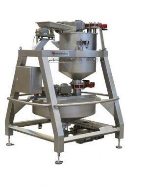 Automatikus mérleg és keverő cukrászati alapanyagokhoz