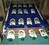 Spirális hőkezelő élelmiszeripari műveletekhez: fagyasztáshoz, kelesztéshez, hőntartáshoz, pasztőrözési folyamatokhoz -40 C° és +100 C° hőfoktartományban. Zöldséglevek, gyümölcslevek flexibilis csomagolóanyagba (doypack) töltését követő hőkezelésre