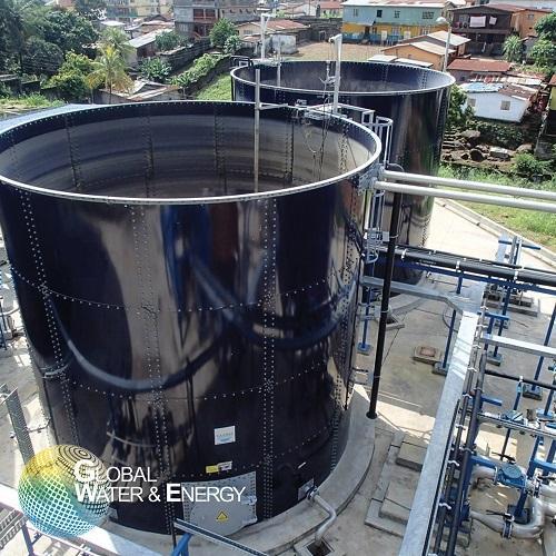 Aerob SBR (szakaszos betáplálású reaktor) szennyvízkezelés