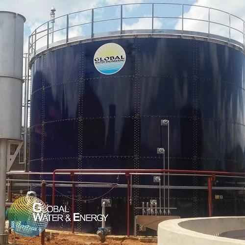 Anaerob UASB szennyvízkezelés
