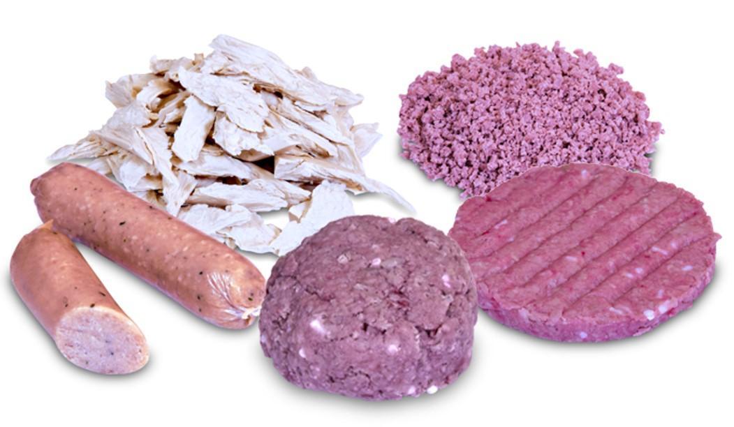 Műhús termékek